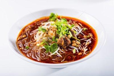 XXCC【小熊川菜】❄酸辣肥肠粉 Sour and Spicy Intestine Noodle (除节假日外每周二休息)