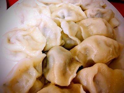 WJX【味佳香】三鲜水饺 Combination Dumplings (12 pcs)(每周一休息)