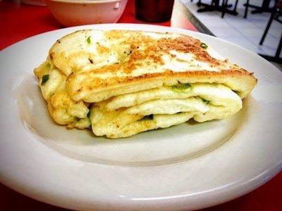 WJX【味佳香】葱油芝麻大饼 Sesame Scallion Pancake(每周一休息)