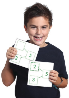 Number Bonds Cards for Addition & Subtraction