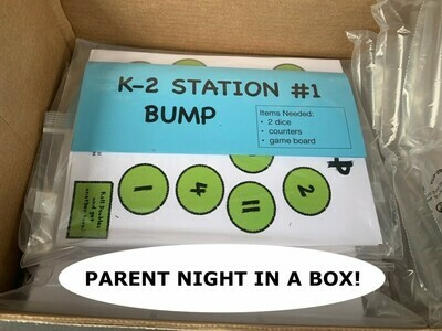 Parent Night In A Box Kit