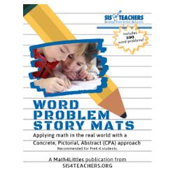 Word Problem Story Mats