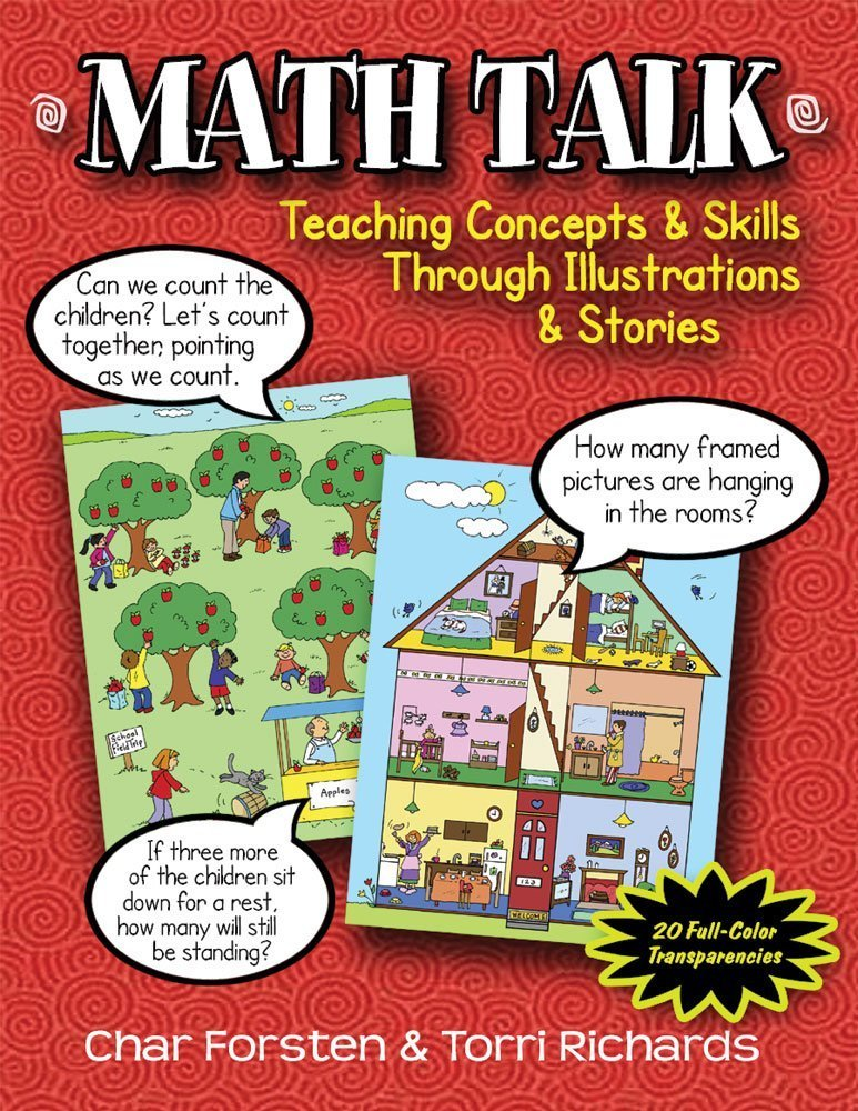 Math Talk: Teaching Concepts & Skills Through Illustrations & Stories