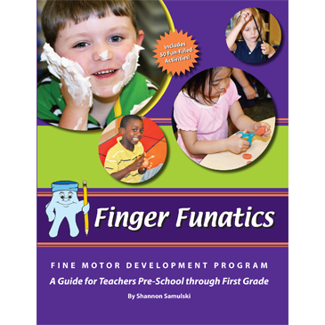 Finger Funatics Fine Motor Devlopment Program