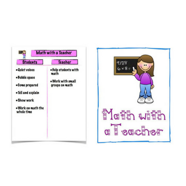 Math Workshop: Math with a Teacher Documents