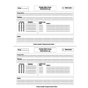 Math Workshop Resources 00023