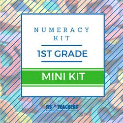 1st Grade Numeracy Kit - MINI NUMKIT-1-M