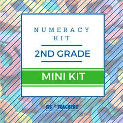 2nd Grade Numeracy Kit - MINI