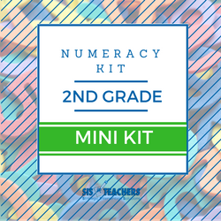 2nd Grade Numeracy Kit - MINI