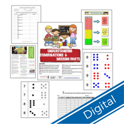 Understanding Combinations and Missing Parts Screener (Digital Download)