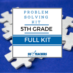 5th Grade Problem Solving Kit - Full