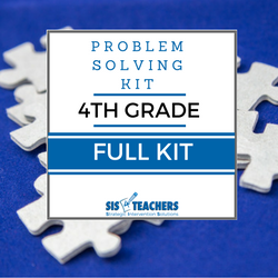 4th Grade Problem Solving Kit - Full