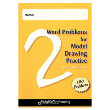 Word Problems for Model Drawing: Level 2