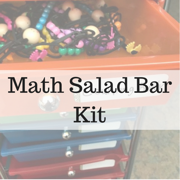 Math Salad Bar Kit MATHKITSB