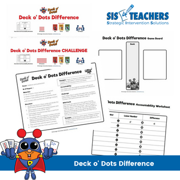 Deck o' Dots Difference
