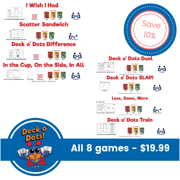 Deck o' Dots Games: Complete Bundle DODGComplete