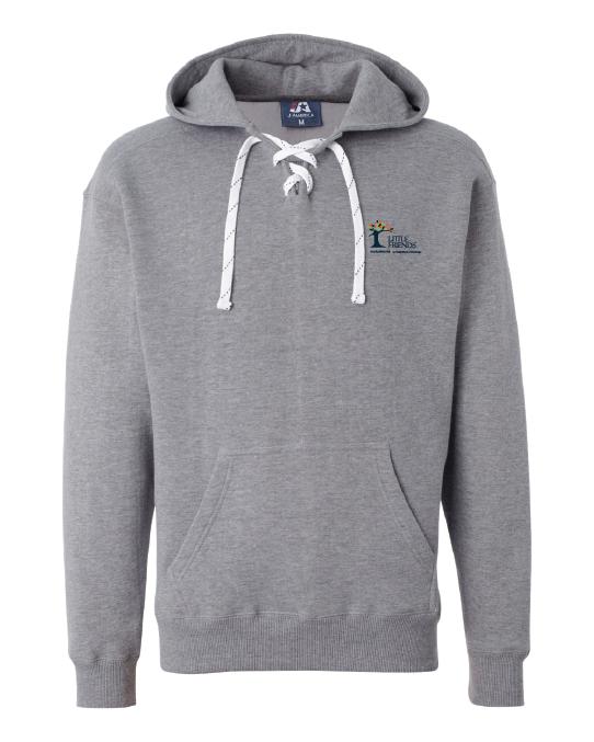 J. America - Sport Lace Hooded Sweatshirt