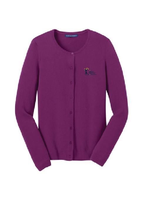 Port Authority® Ladies Cardigan Sweater