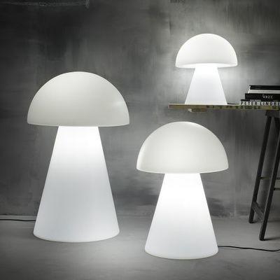 Lampada Fungo luminoso 44 x h  55 cm