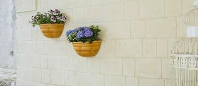 Vaso a parete Gerla 50x27xh25 cm