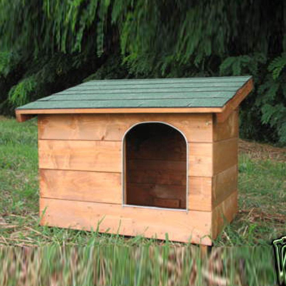 Cuccia in legno Trend tetto apribile MD Setter