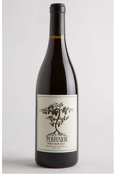Perfusion Vineyard San Francisco Bay 2015 Pinot Noir 00001