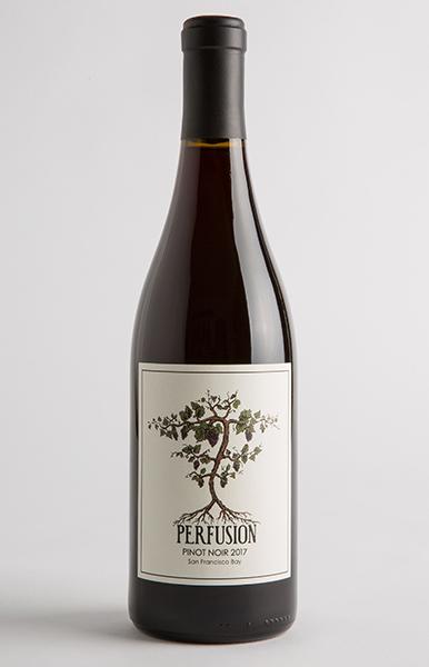 Perfusion Vineyard San Francisco Bay 2017 Pinot Noir 00005