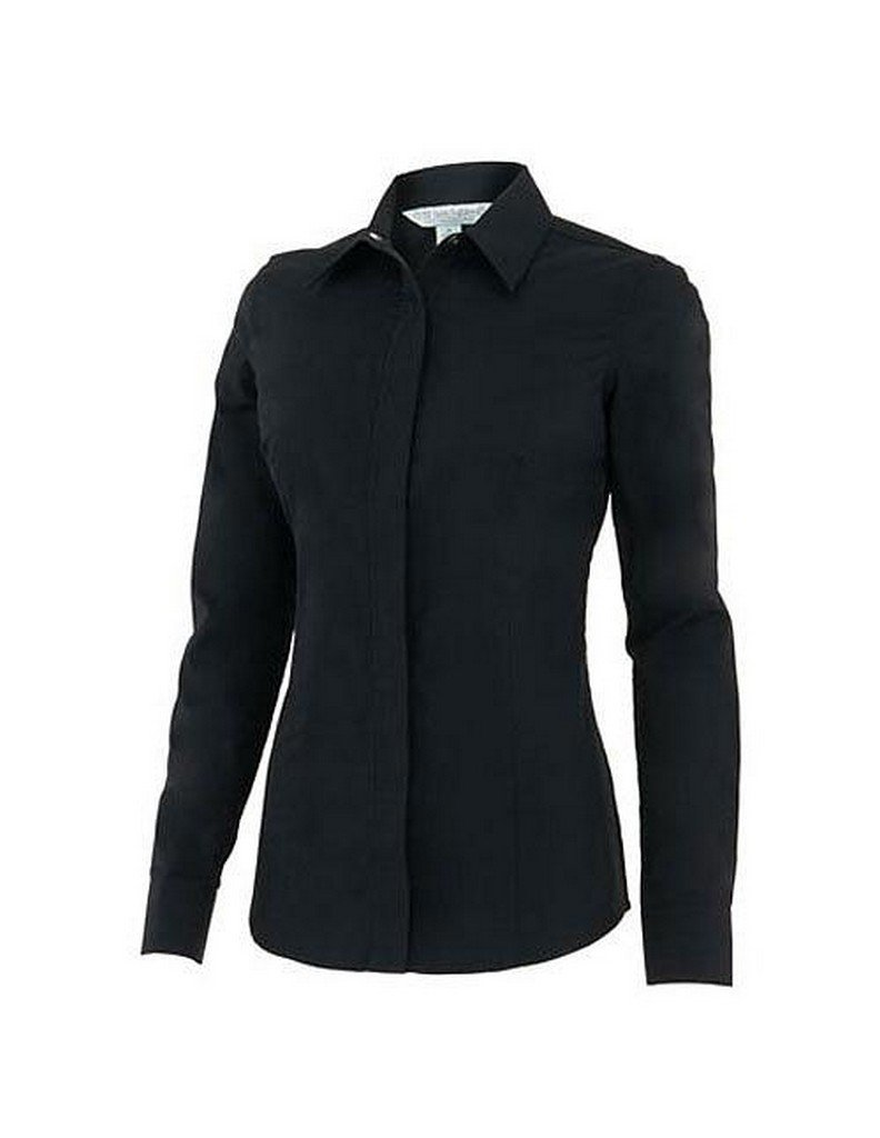 Noble Perfect Fit Show Shirt Medium Black 9CC7M17GNBDF8