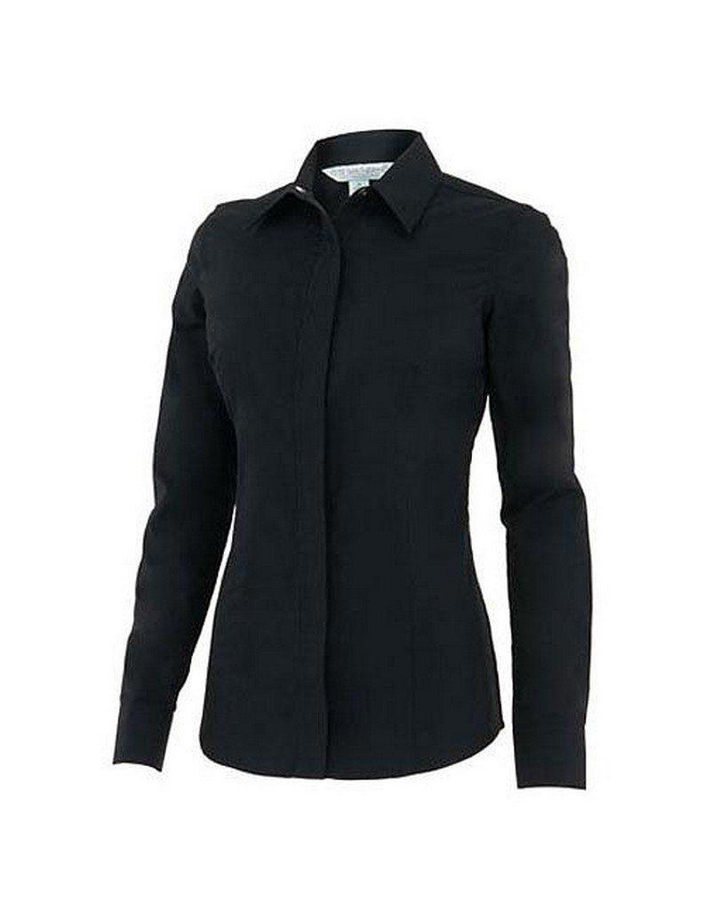 Noble Perfect Fit Show Shirt Large Black Y4N8KHADJFV3A