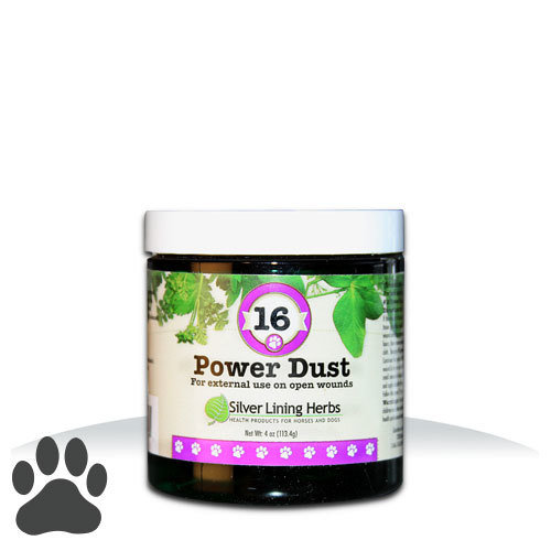 Silver Lining #16 Power Dust 4oz XZWH5P0BFA096