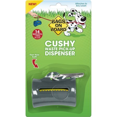 Cushy Dispenser With Bags D2QE6RBEW13RE