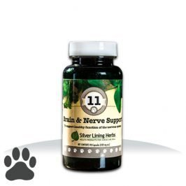 Silver Lining #11 Brain & Nerve Support K-9 Capsules 764TAXHVT6GN6