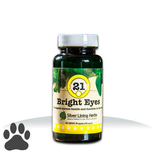 Silver Lining #21 Bright Eyes K-9 Capsules 77SFJ6SJQSZ20