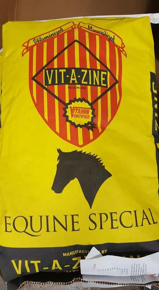 PEAH Vit-A-Zine Zesterra Loose 50lb zestvitazine50
