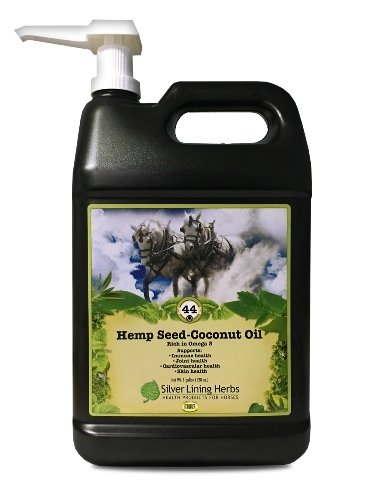 Silver Lining #44 Hemp Coco Hemp Seed With Coconut Oil 861649000338