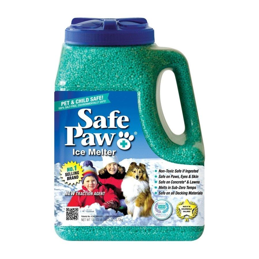 Safe Paw Snow Removal Pet And Child Friendly Ice Melt 8lb N71CKVFM0RV6W