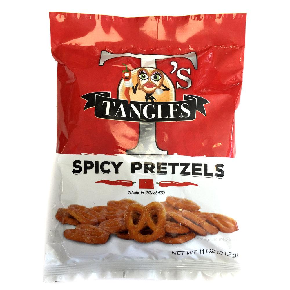Ts Tangles Pretzels 3.5 Oz 4RQ90WAH6S9XA