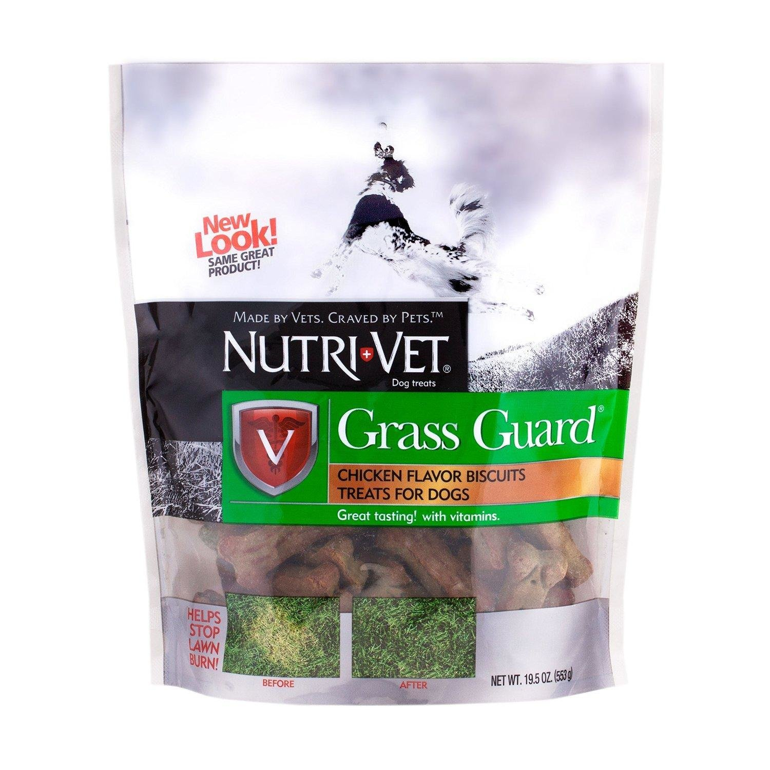 Nutri Vet Grass Guard Biscuits For Dogs WMDGVF6SEQW7A