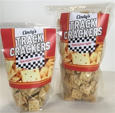 Cindy's Track Crackers 6oz NANHWVJA8JZ5Y