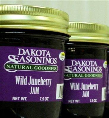 Dakota Seasonings Wild Juneberry Jam XRW24PXX6A274