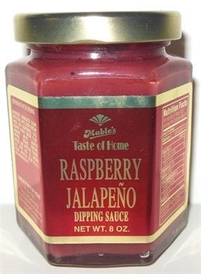 Mables Raspberry Jalapeno Dipping Sauce 284667275777