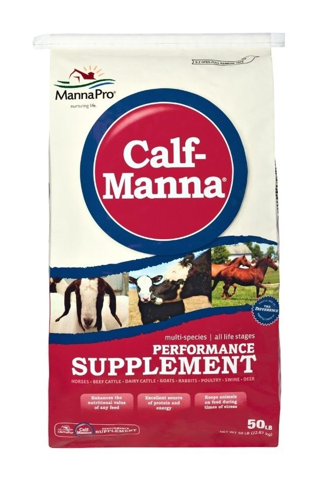 Manna Pro Calf Manna 50lb 2150