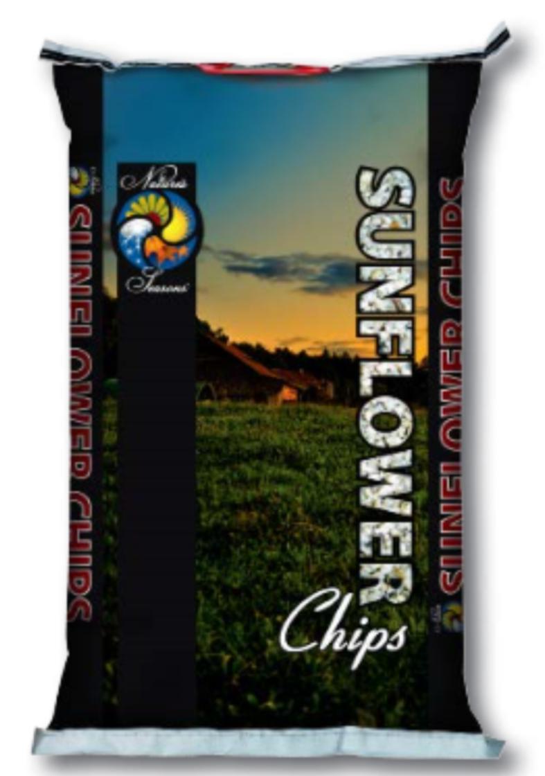Sunflower Chips Medium 50lb 016-053-03