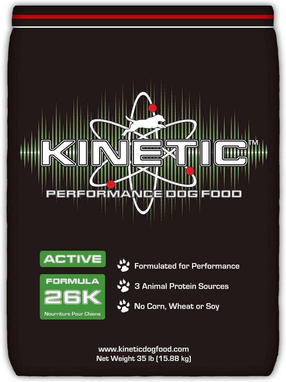 Hubbard Kinetic Active 26K Performance Dog Food Cube 35lb 43899