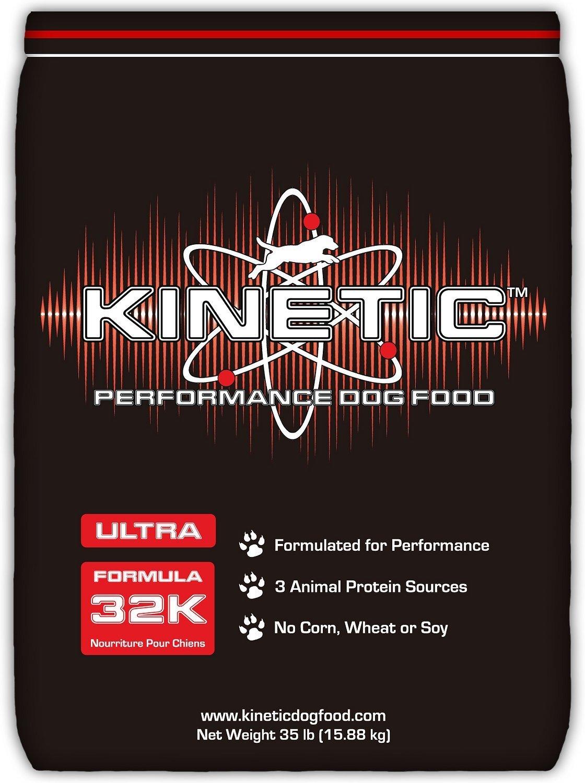 Hubbard Kinetic Ultra 32K Performance Dog Food Cube 35lb 43902