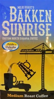 DSB Bakken Sunrise Coffee Ground 2oz 0721852689310