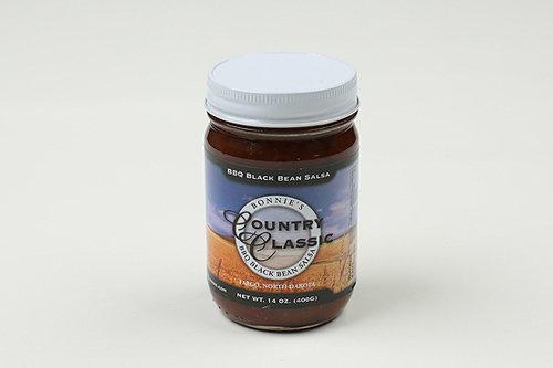 Bonnies BBQ Black Bean Salsa 14oz 014546184063