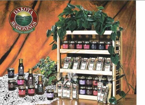 Amberland Dakota Seasonings Green Onion & Garlic Dip Mix 650323115310
