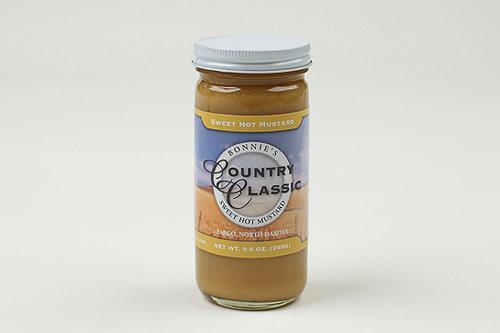 Bonnies Sweet Hot Mustard 9.5oz 014546184087