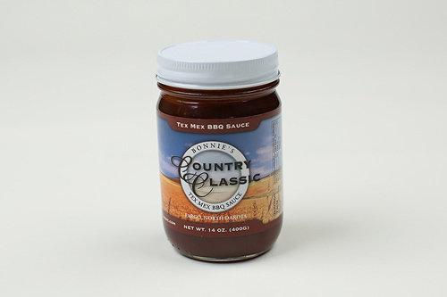 Bonnies Tex Mex BBQ Sauce 014546184025